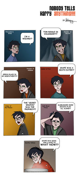 Harry Potter Comic 07