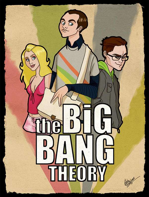 The Big Bang Theory by Loleia