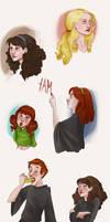 HP: Color Practice