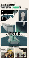 Harry Potter Comic 08