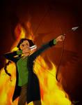 Hunger Games: Katniss Everdeen