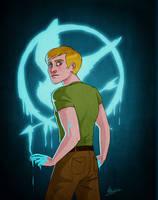 Hunger Games: Peeta Mellark by Loleia