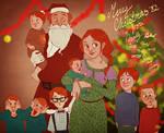 HP: Weasley Christmas