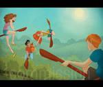 HP: Summer Quidditch