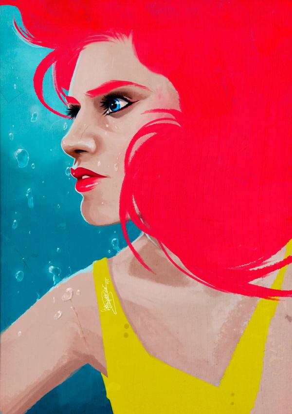 Waterproof by Loleia