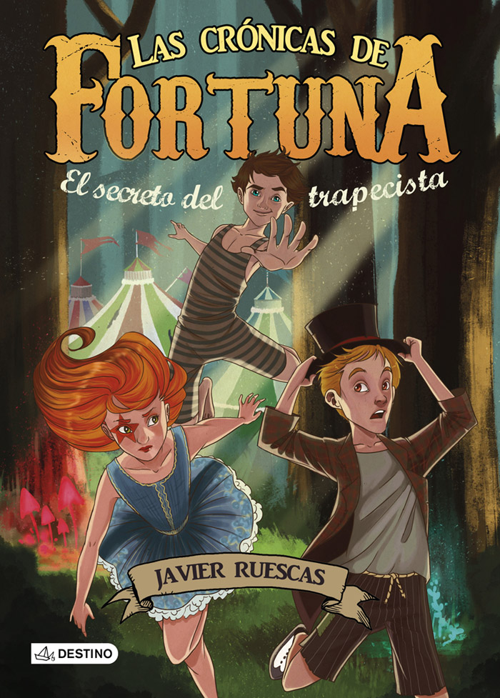 Las Cronicas de Fortuna by Loleia