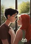 HP: Happy Seventeenth redux by Loleia
