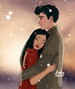 Lara Jean and Peter