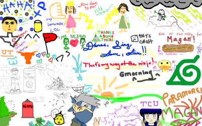 Desktop Graffiti