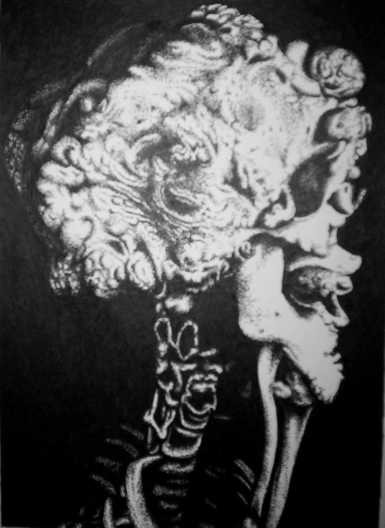 Merrick's Skull by CoeursVolants on DeviantArt