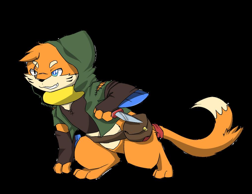Thief by kurisu-leon