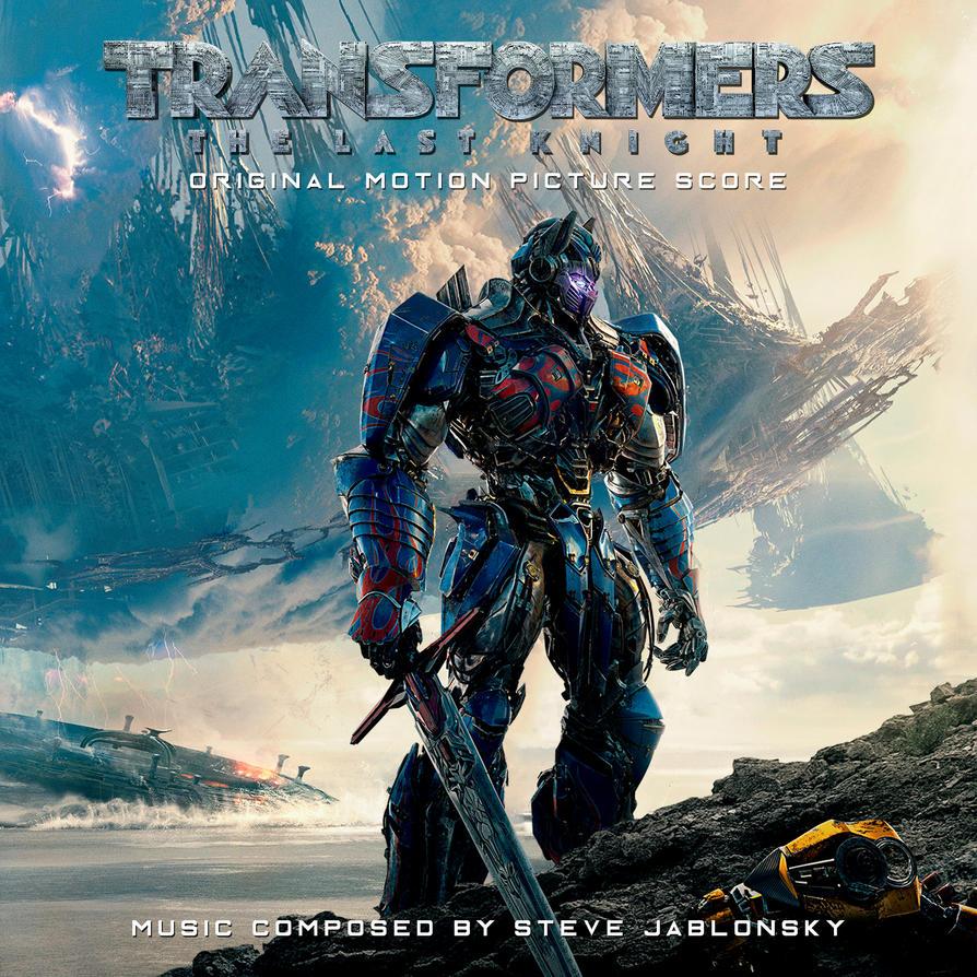 transformers the last knight score cover 1everan614 on deviantart