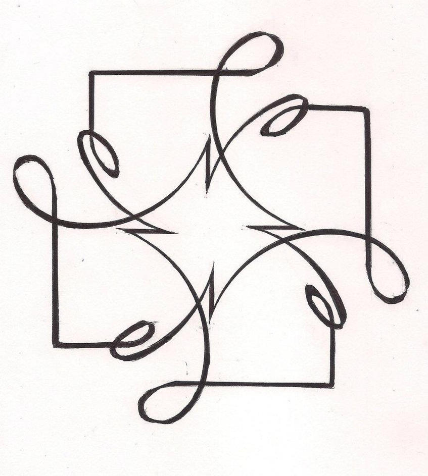 Calligraphy Letter c Calligraphy of The Letter n by