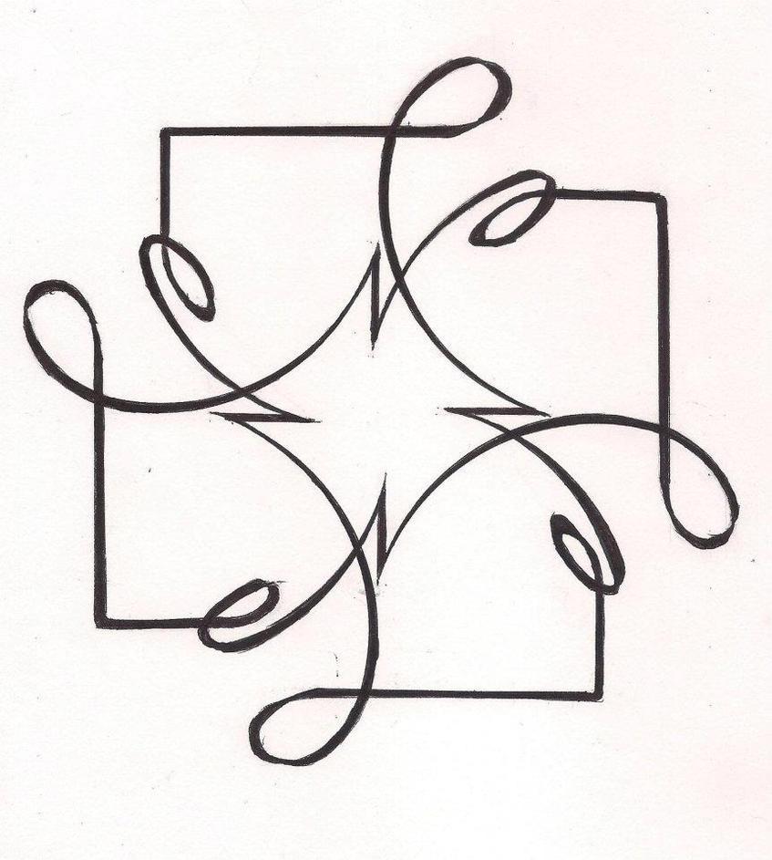 Calligraphy Of The Letter N By Desertsheikh On Deviantart