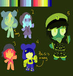 Keronian Adopts by CharsWorld