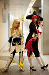 Lux and Miss Fortune