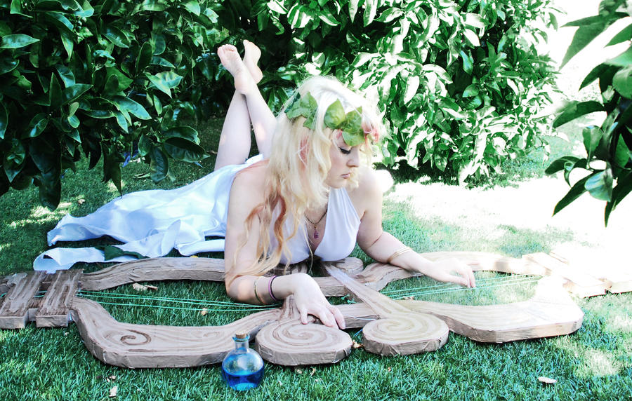 League of Legends, Muse Sona by IvrinielsArtNCosplay