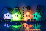 *Glowing* Super Mario Inspired Star Necklaces