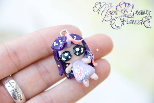 My Little Pony Baby Twilight Sparkle Necklace