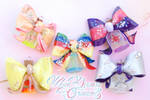 NEW My Little Pony Kawaii Bow Necklaces