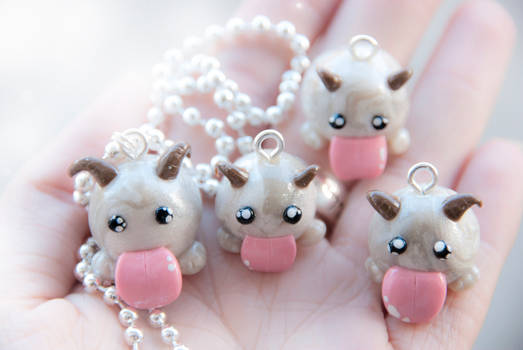 Poro Charms, League of Legends