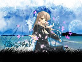 Anime Girl by TheMrStick