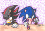 Sonic should share