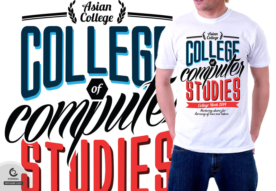 College of Computer Studies for College Week 2014! by dominicdeloso