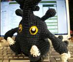 Heracross Crochet Plush