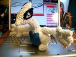 Lugia Crochet Plush