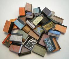 Miniature Books - Blank
