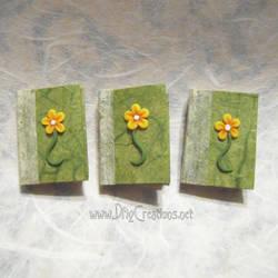 Miniature Herb Book