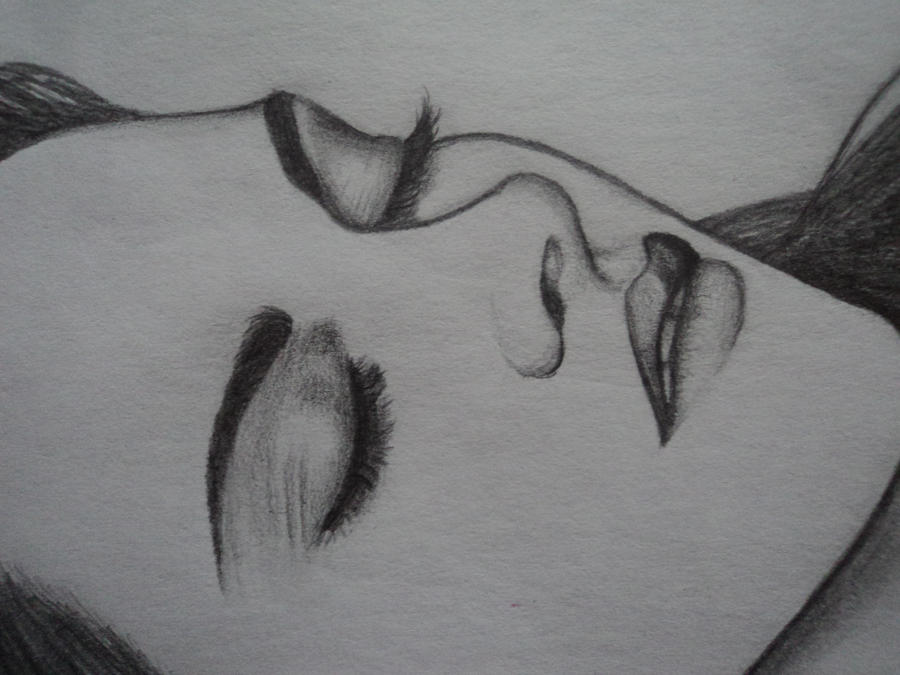Bella Cullen As A Vampire close up By Freezingforheat On DeviantART