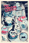 Adventure Time Presents The Creeps Variant Edition
