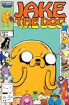 Adventure Time Comics #12 Jake the Dog