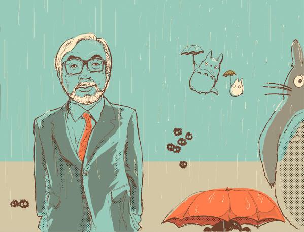 Miyazaki by rismo