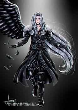 Sephiroth, Final Fantasy VII Remake.