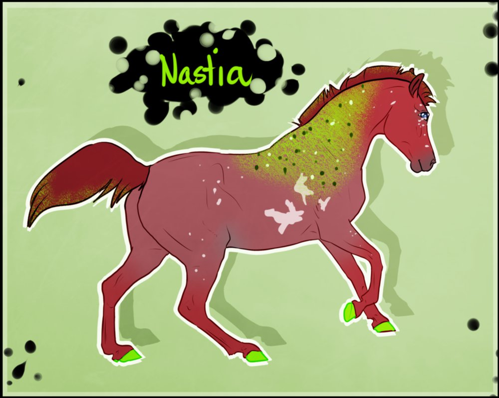 2323 PP Nastia by GECK0e