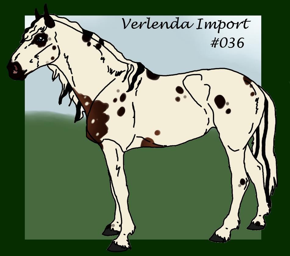 Verlenda Import 36 by GECK0e