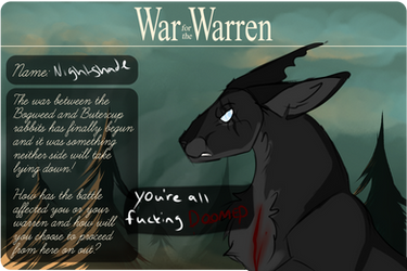 WFTW - This is War by GECK0e
