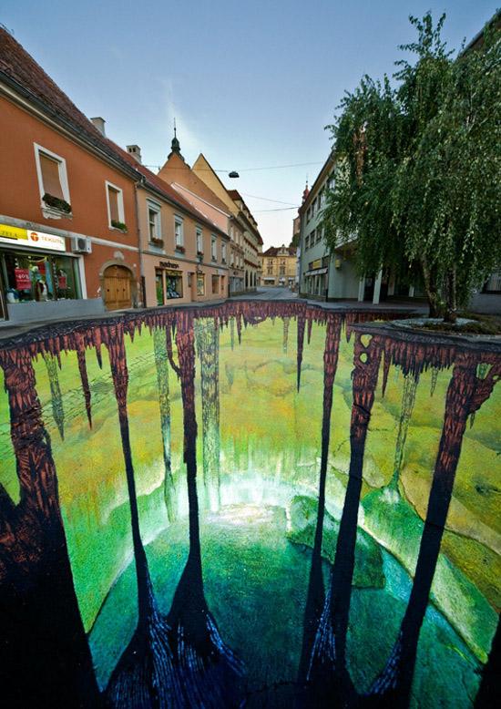 stunning street art by idrissdrs