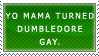 Harry Potter Stamp - Yo Mama by kittykat01