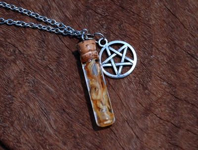 Witchs potion vial pendant by kittykat01 on deviantart witchs potion vial pendant by kittykat01 aloadofball