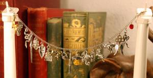 Philosopher's Stone Charm Bracelet