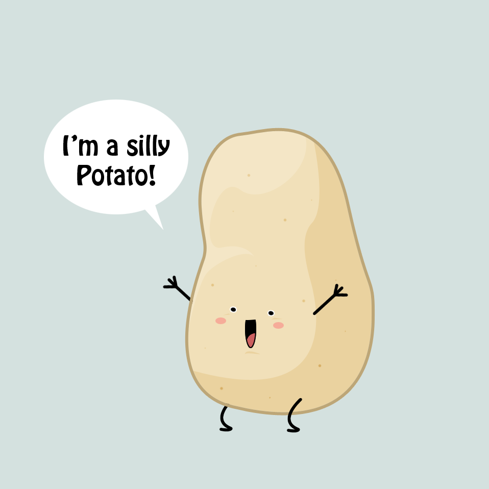 Silly Quotes Pics: Le Potatoes: SORRY SORRY SORRY