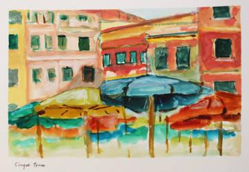 Cinque Terre by ellejayess
