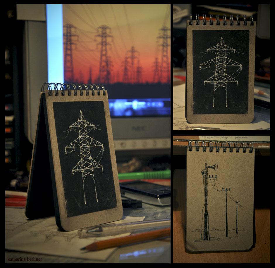 Elektric notebook