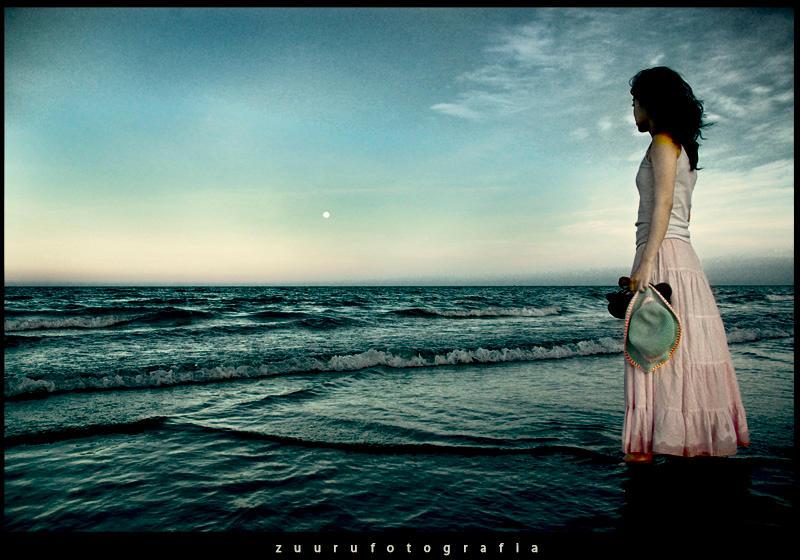 Distant Shore by zuuru