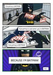 HISHE-Everything Is Batman Lyric Sheet (fanmade)