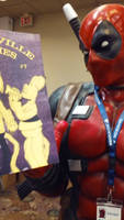 Deadpool Reads Sunnyville